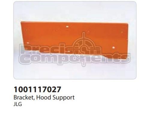 JLG Bracket, Hood Support - Part Number 1001117027