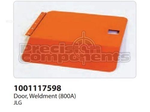 JLG Door, Weldment (800A), Part #1001117598