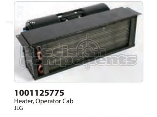 JLG Heater, Operator Cab, Part #1001125775