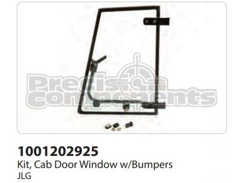 JLG Kit, Cab Door Window w/Bumpers, Part 1001202925