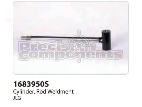 JLG Cylinder, Rod Weldment, Part #1683950S