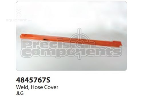 JLG Weld, Hose Cover, Part #4845767S