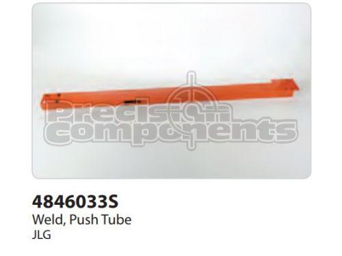 JLG Weldment, Push Tube - Part Number 4846033S