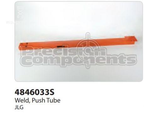 JLG WELD,PUSH TUBE, Part #4846033S