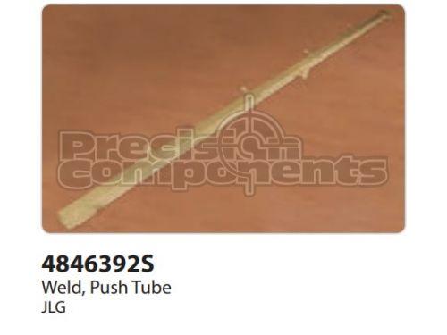 JLG Weld, Push Tube, Part 4846392S