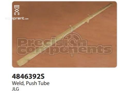 JLG Weld, Push Tube, Part #4846392S