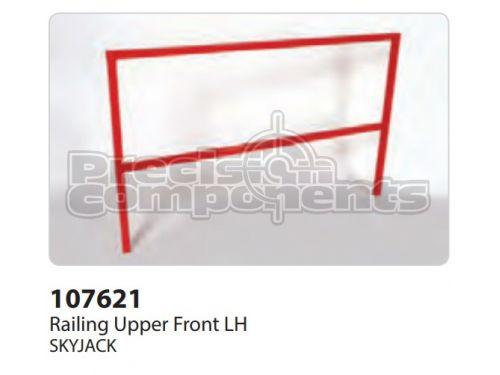 SkyJack Railing Upper Front LH - Part Number 107621