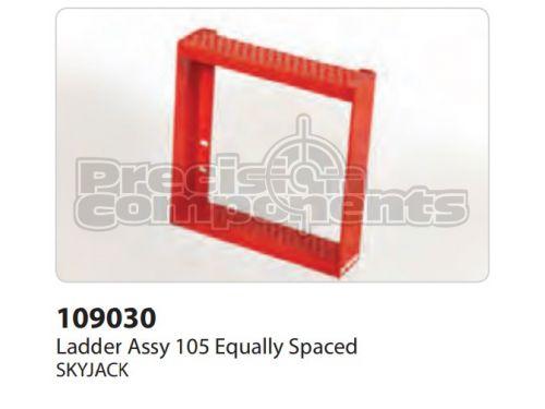 SkyJack Ladder Assembly 105 Equally Spaced - Part Number 109030