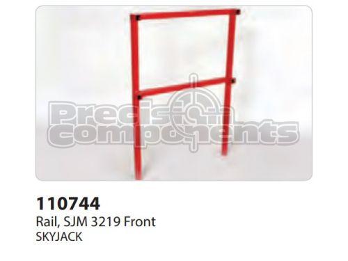 SkyJack Rail, SJM 3219 Front - Part Number 110744