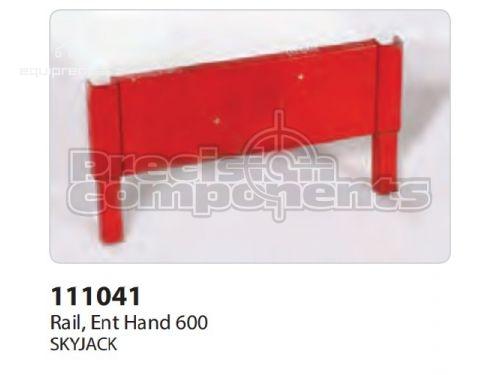 SkyJack Rail, Ent Hand 600, Part #111041