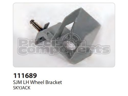 SkyJack SJM LH Wheel Bracket, Part 111689