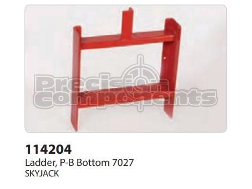 SkyJack Ladder, P-B Bottom 7027 - Part Number 114204