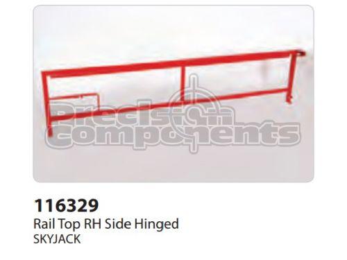 SkyJack Rail Top RH Side Hinged, Part 116329