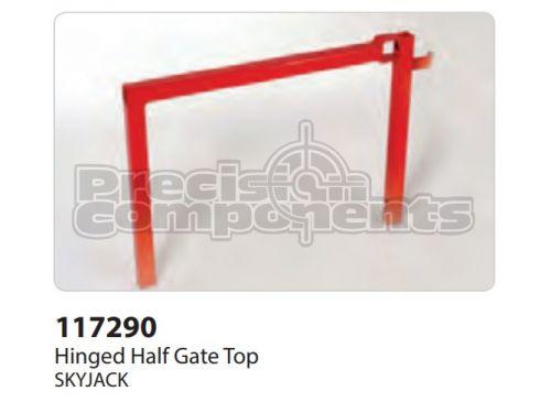 SkyJack Hinged Half Gate Top - Part Number 117290