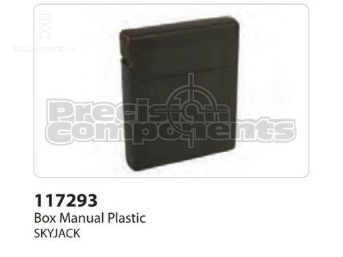 SkyJack Box Manual Plastic, Part #117293