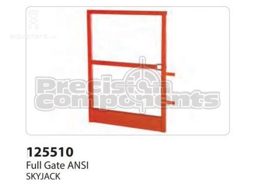 SkyJack Full Gate ANSI, Part #125510