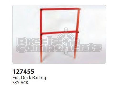 SkyJack Extension Deck Railing - Part Number 127455
