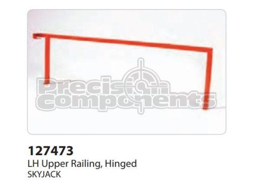 SkyJack LH Upper Railing, Hinged - Part Number 127473