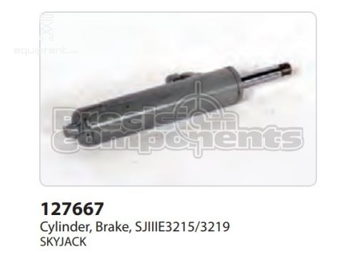 SkyJack Cylinder, Brake, SJIIIE3215/3219, Part #127667
