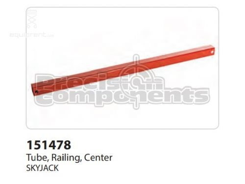 SkyJack Tube, Railing, Center, Part #151478