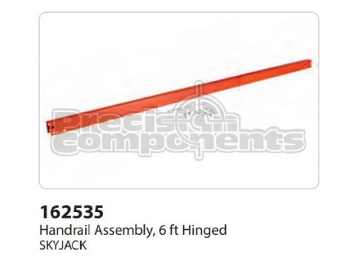 SkyJack Handrail Assembly 6' (Hinged) - Part Number 162535