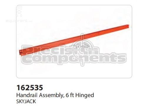 SkyJack Handrail Assembly 6' (Hinged), Part #162535