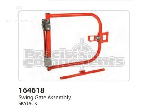 SkyJack Swing Gate Assembly, Part #164618