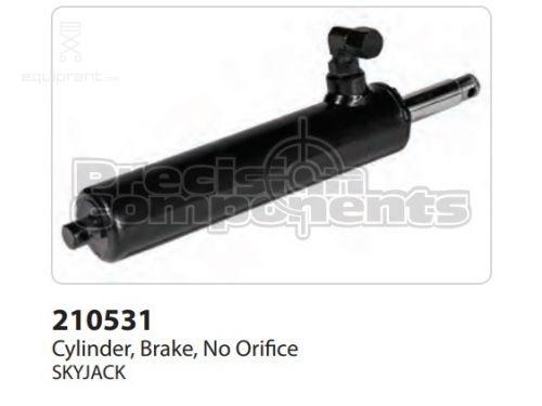 SkyJack Cylinder, Brake (No Orifice), Part #210531