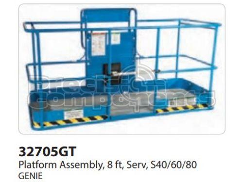 Genie Platform Assembly, 8 ft., Serv, S40/60/80 - Part Number 32705