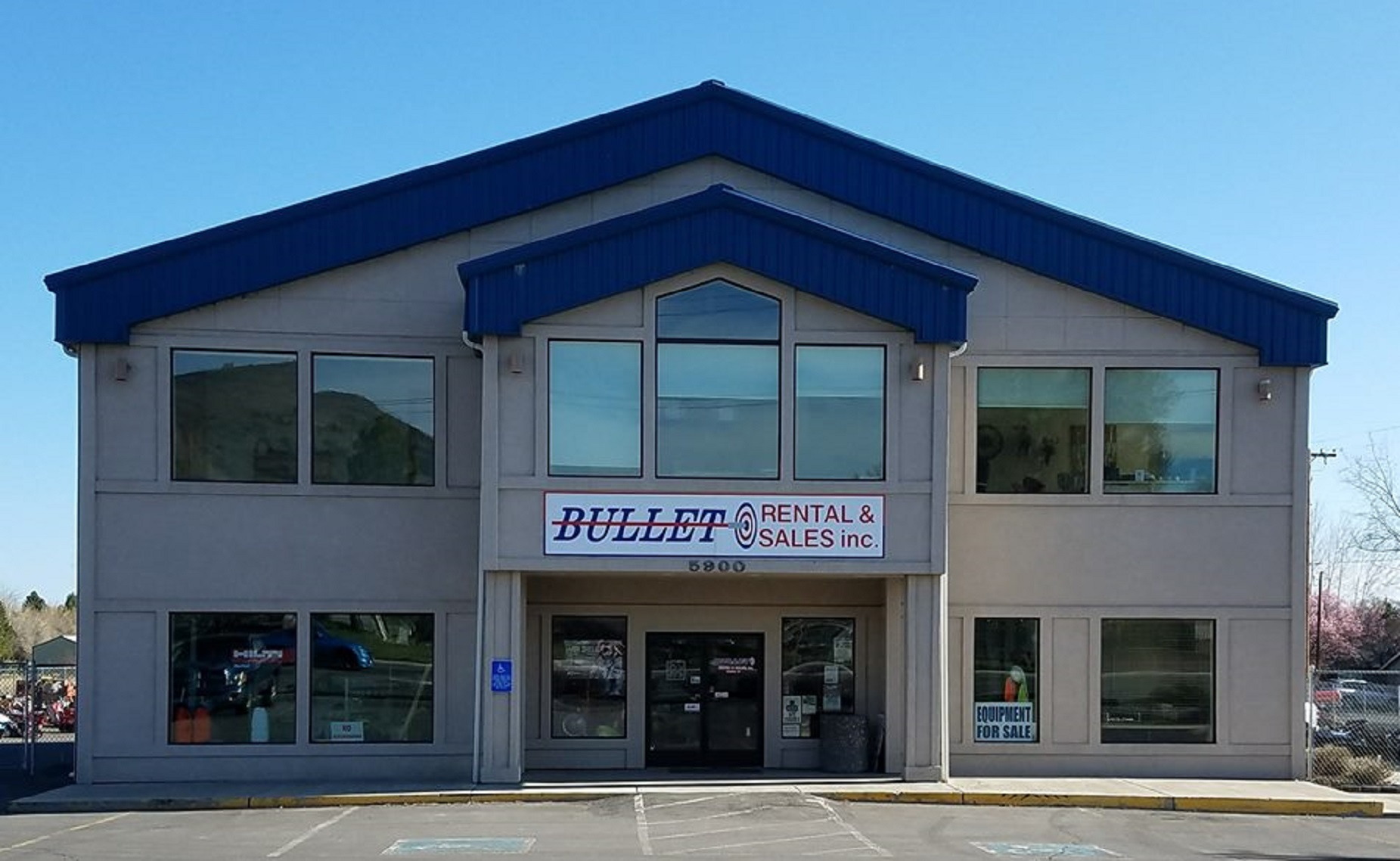 Bullet Rental & Sales, Inc.