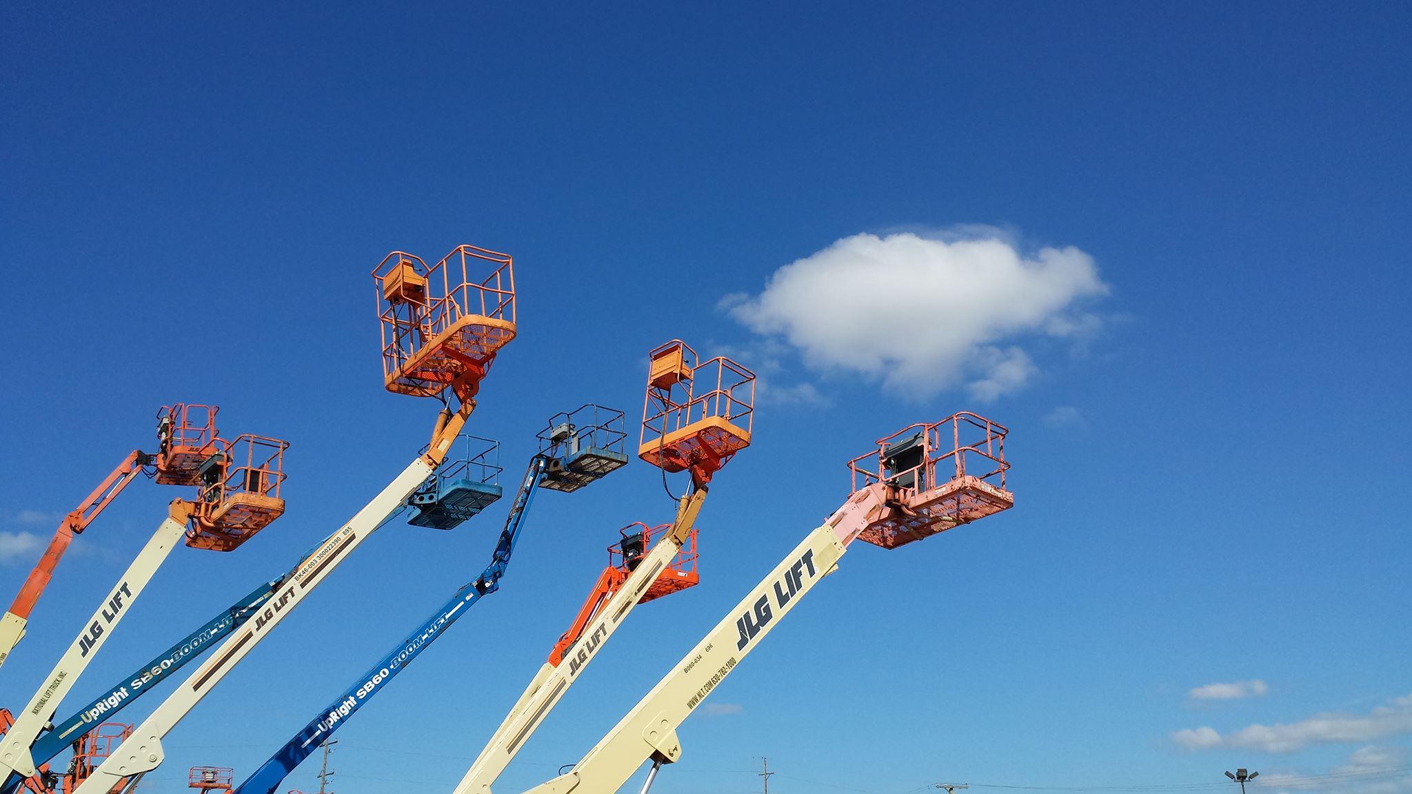 Aerial Access Equipment - Baton Rouge