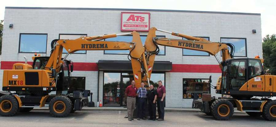 ATS Equipment Inc.
