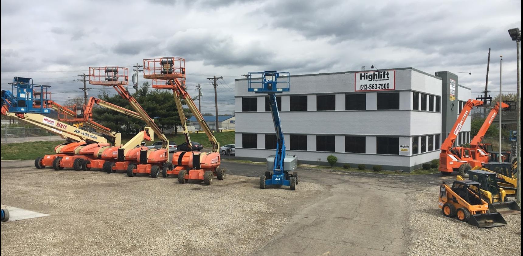 Highlift Equipment of Cincinnati