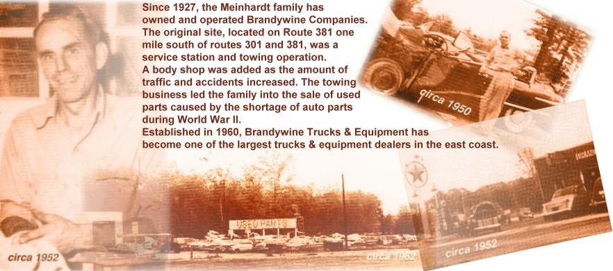 Brandywine Trucks & Equipment of Maryland