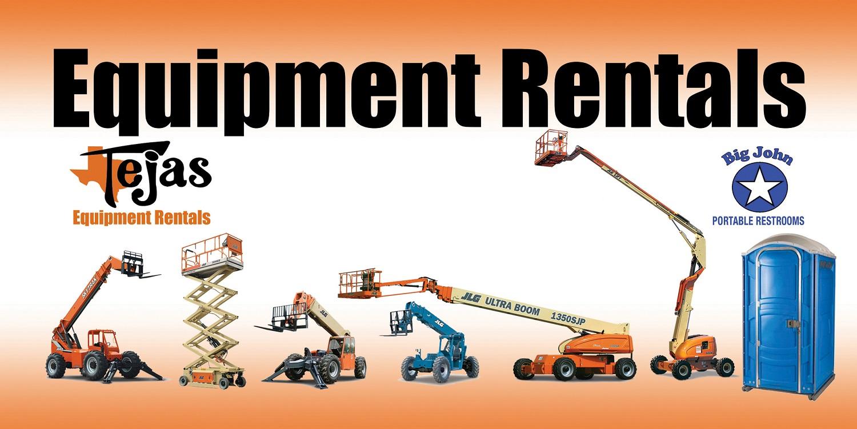 Tejas Equipment Rental