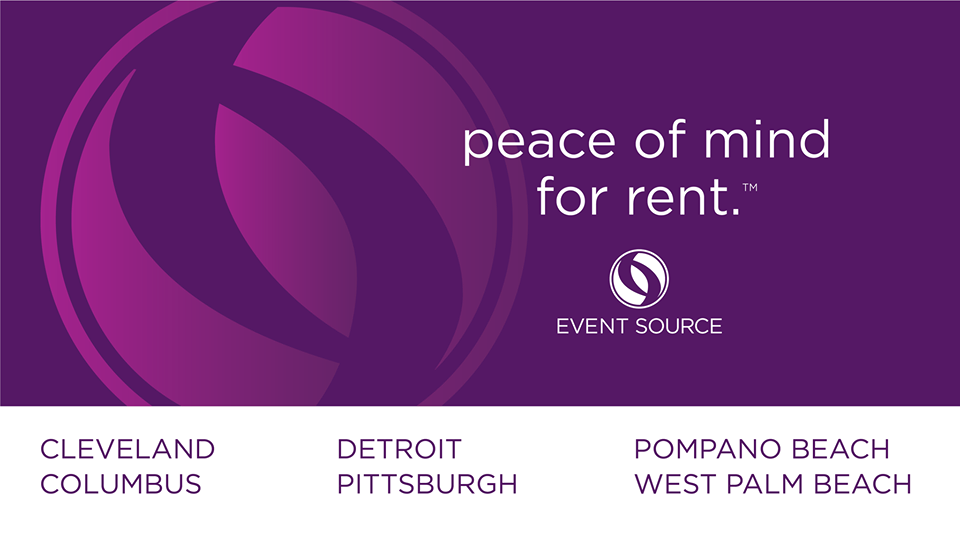Event Source and Panache Events of Cleveland