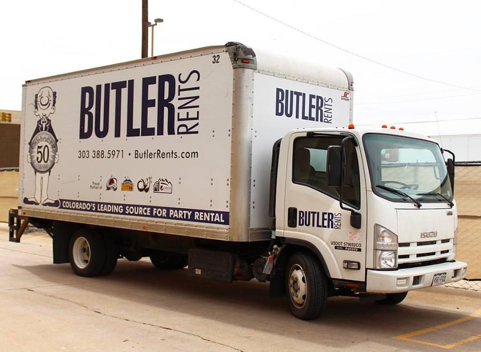 Butler Rents of Glendale, Colorado