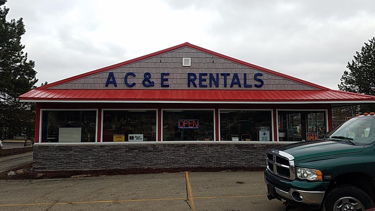 AC & E Rentals Inc.