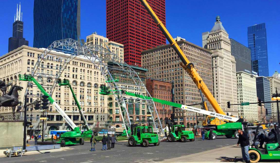 Sunbelt Rentals - Chicago Downtown Loop