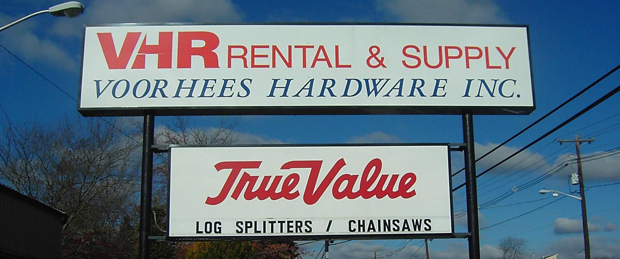 VHR Rental & Supply of New Jersey