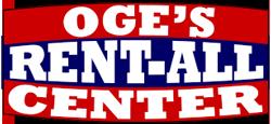 Oge's Rent-All Center